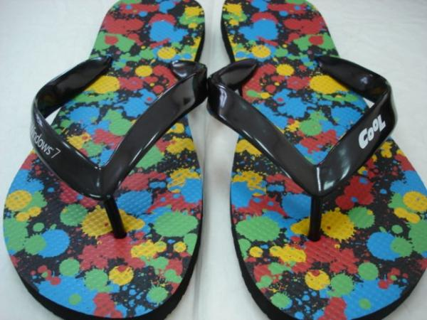 EVA flip flops/ Rubber slippers
